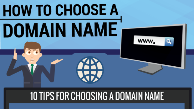 10 Tips to choose a domain name