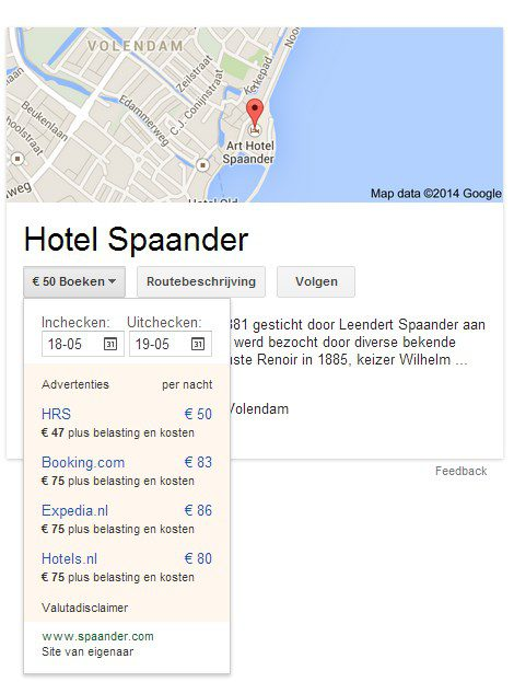 extra AdWords functionaliteit